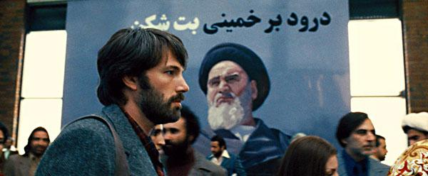 Affleck In 'Argo '