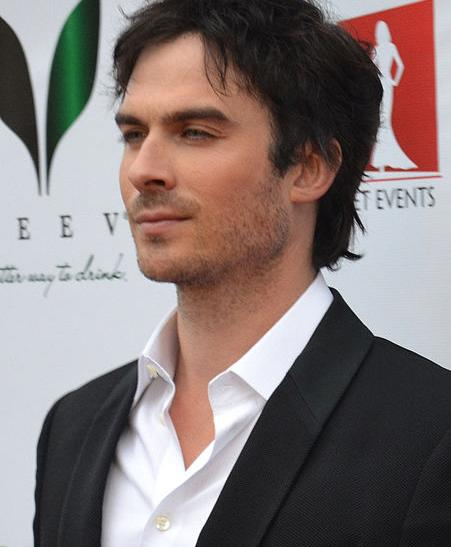 Ian Somerhalder Joins 'The Anomaly' Cast