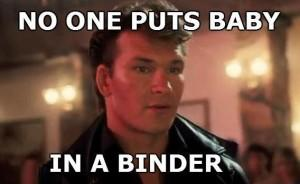 """Binders Full Of Women"" Generates Online Quips"