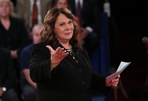 Candy Crowley Net Worth