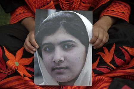 Pakistan's Malala Speaks Out For First Time Since Attack