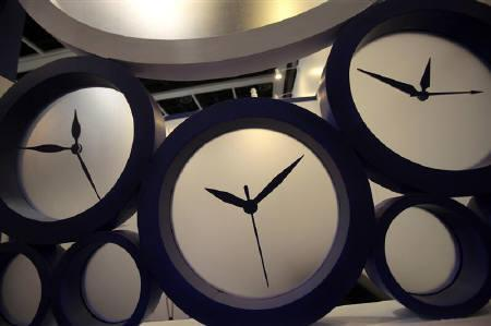 Daylight Saving Time: When To Have Your Clocks 'Spring Forward'