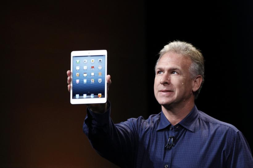 Schiller Presents iPad Mini