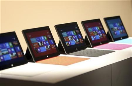 What's the Deal, PC? Tablets Got Your Sales?