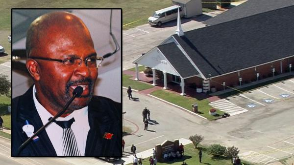 Texas Pastor Killed