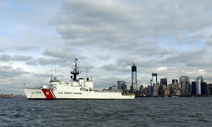 Sandy 2 Nov 2012 NY WTC US Coast Guard 2