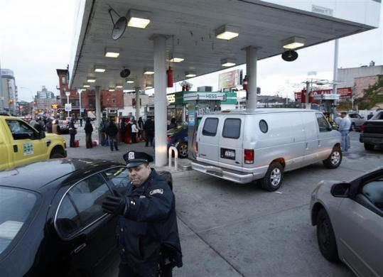 New Jersey Gas Rationing System Seeks To Quell Fuel Shortage Woes