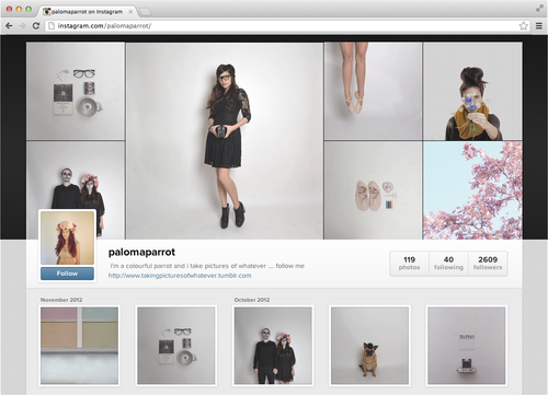Instagram Introduces 'Web Profiles' That Look A Lot Like Facebook