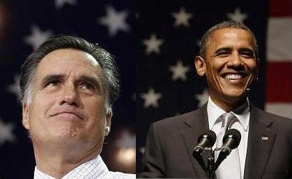 Obama Romney Nov 2012 combined 2