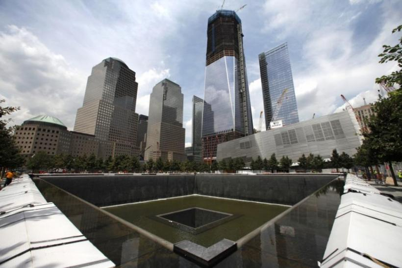 WTC Memorial Reopens After Storm