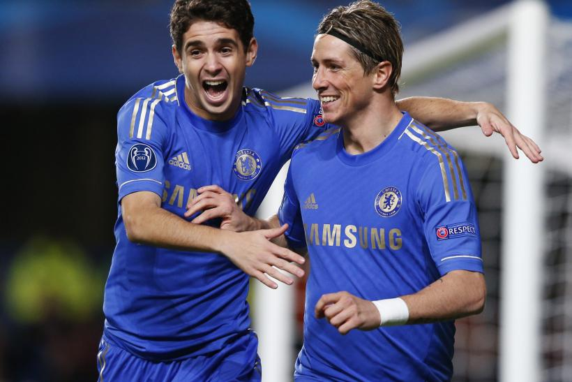 Oscar and Fernando Torres