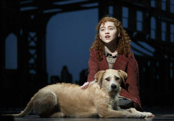'Annie' On Broadway