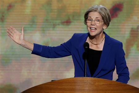 Elizabeth Warren's 2016 Presidential Run Decision Is In