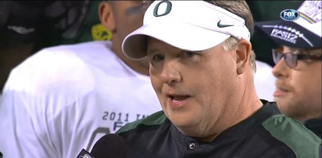 chip kelly oregon