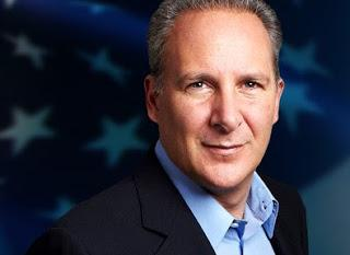 Peter Schiff - TREASURY'S LAST PILLAR CRUMBLES