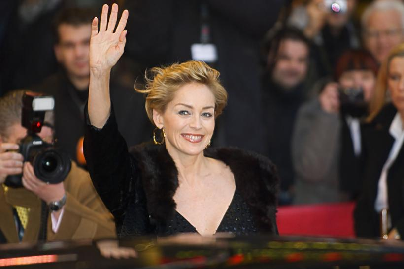 SharonStoneBerlinale