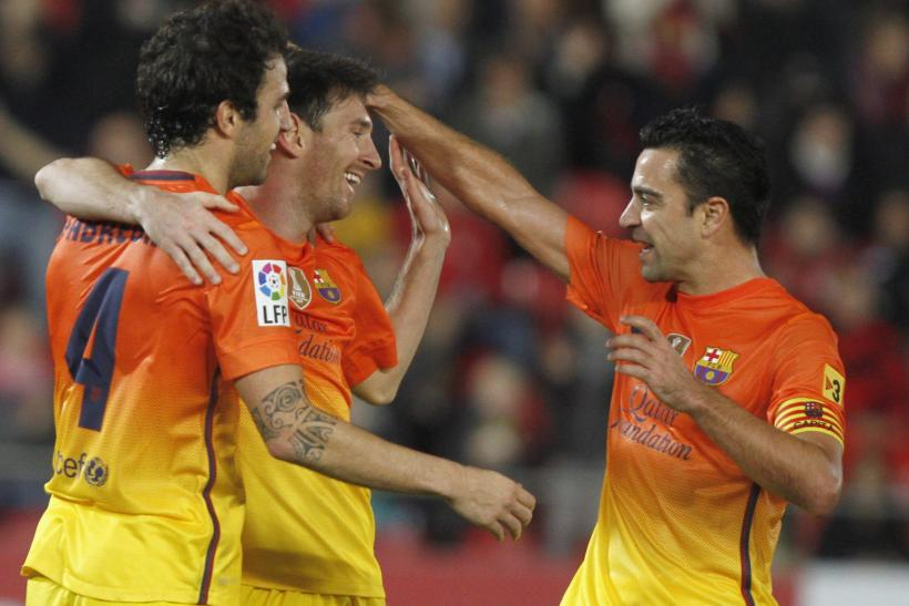 [VIDEO] Barcelona 4-2 Mallorca Highlights: Lionel Messi Nets Two in Catalans Win