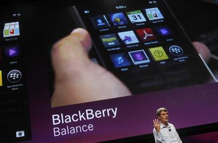 BlackBerry 10 Video Allegedly Leaks Showcasing Gesture-Based UI And Sleek Design