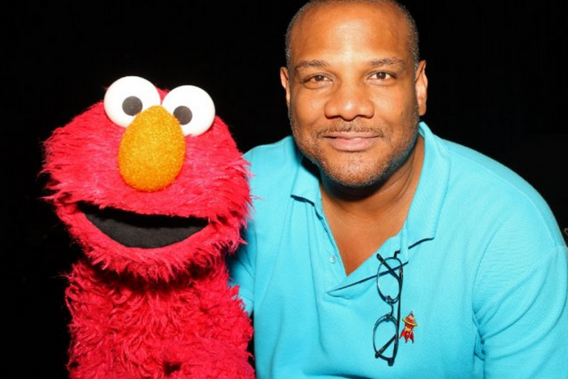 Elmo And Clash