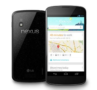 Google CEO Larry Page Acknowledges Nexus 4 Shortages
