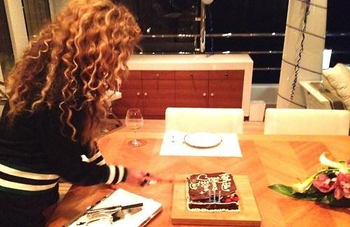 Beyonce Releases New Photos Of Her 31st Birthday Celebration