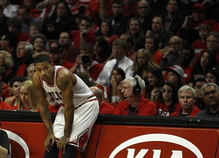 Derrick Rose 'Far Away' From Return
