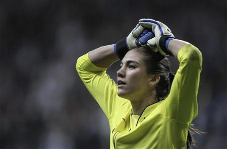 Hope Solo's 911 Call Released