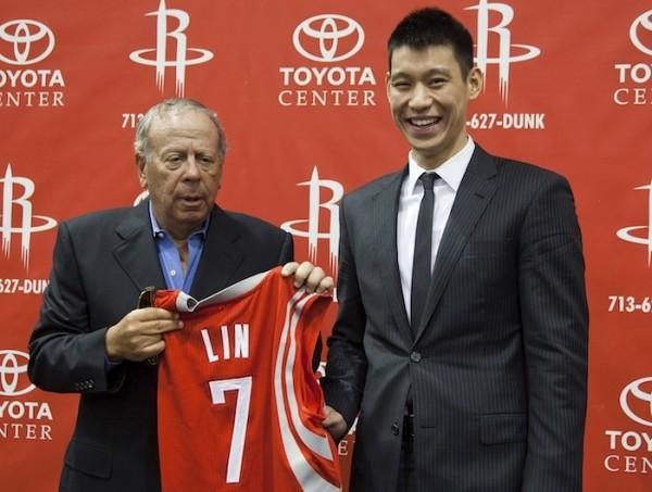 Jeremy Lin News: Is the Houston Rocket a Target Because of His Race?