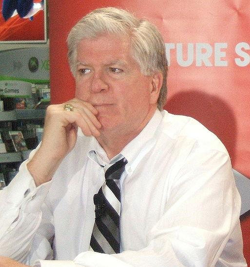 Toronto Maple Leafs GM Brian Burke
