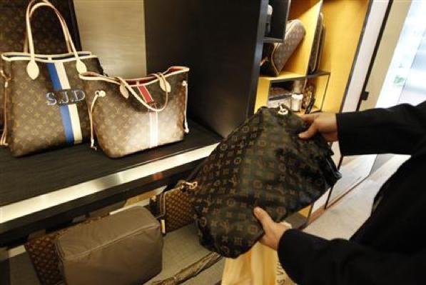 Fake LVMH Handbag