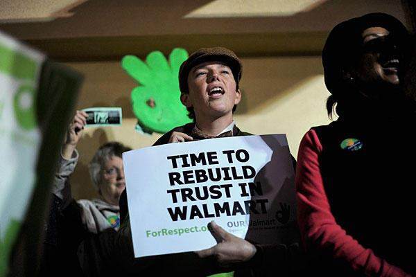 Wal-Mart Black Friday Protests
