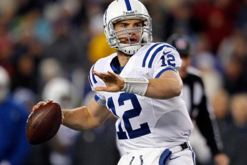 Buffalo Bills vs Indianapolis Colts, Preview: Andrew Luck Leads Colts to Buffalo