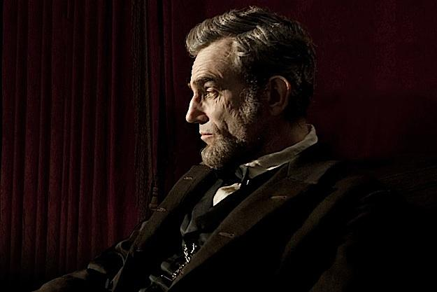 Daniel Day-Lewis in Lincoln