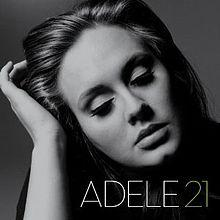 Adele '21' Best Selling US Album Of 2012, Second Year In A Row