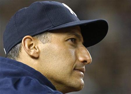 Andy Pettitte had a 3.29 ERA in the 2012 playoffs.
