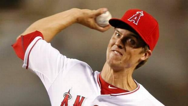 The Dodgers gave Zack Greinke $147 million.