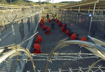 Guantanamo Detainees Clash With US Military