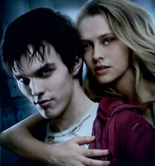 Holt And Palmer In 'Warm Bodies'