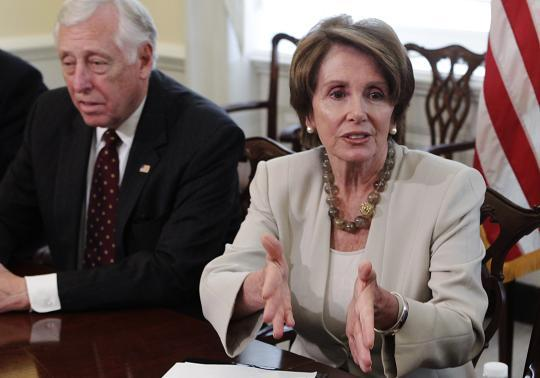 Pelosi And Hoyer