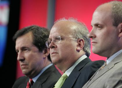 Who Are The Mystery Mega Donors Funding Karl Rove With Eight-Figure Donations? Crossroads GPS Won't Tell
