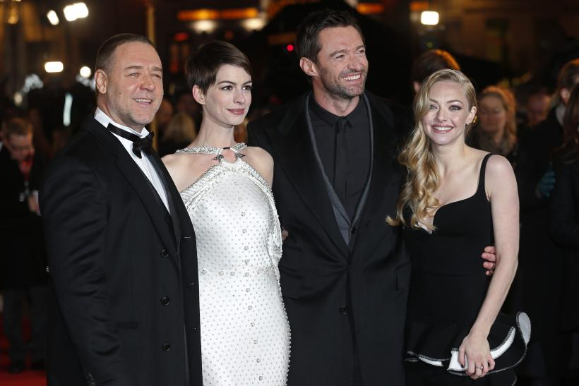 """Les Miserables"" UK Premiere"