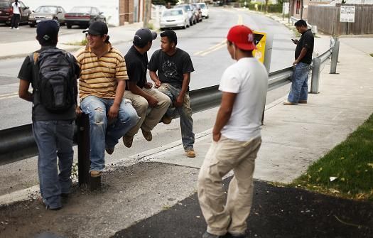 Immigrant Construction Workers Mexican Immigrant Workers 2012