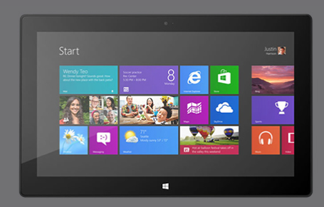 Microsoft Surface Pro Hits Shelves Feb. 9