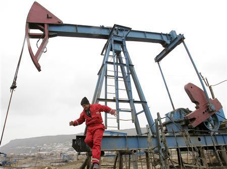 Oil prices firm on supply concerns