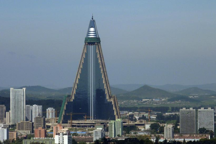 Hotel North Korea