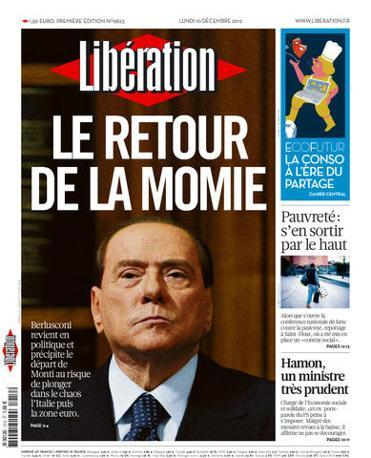 'Return Of The Mummy' - Berlusconi Appalls Europe, Again