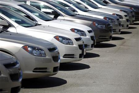 Americans Flocked To Car Dealerships In December