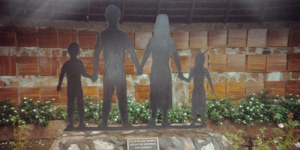 El Mozote Massacre Memorial