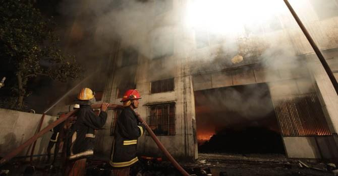 Bangladesh Garment Factory Fire November 2012