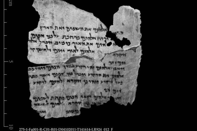 Dead Sea Scrolls - Book of Genesis